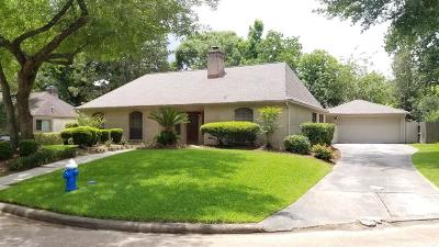 Kingwood TX Single Family Home For Sale: $209,900