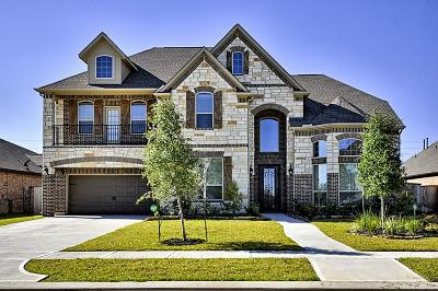 Tomball Single Family Home For Sale: 18615 Spellman Ridge