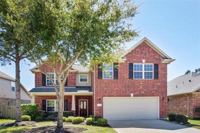Humble Single Family Home For Sale: 17107 Tallgrass Prairie Lane