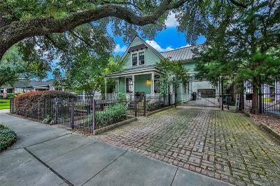 Single Family Home For Sale: 829 Arlington Street