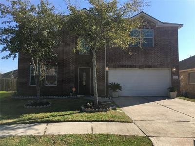 Pearland Single Family Home For Sale: 2605 Emerald Springs Court