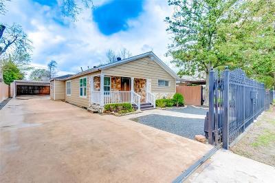Single Family Home For Sale: 4617 Billingsley Street