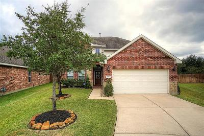 Cypress Single Family Home For Sale: 17823 Serene Shore Drive