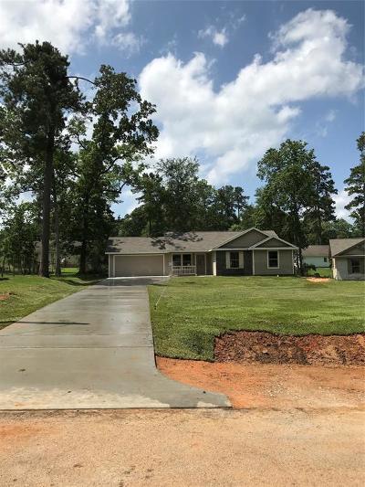 Conroe Single Family Home For Sale: 10735 Royal Magnolia