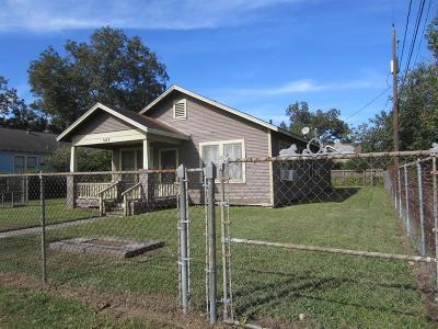 Houston Single Family Home For Sale: 503 E 16th Street