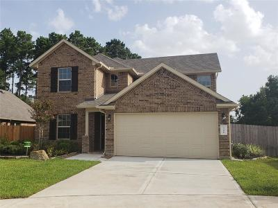 Conroe Single Family Home For Sale: 7306 Masquerade Lane