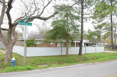 Houston Single Family Home For Sale: 8244 Grafton Street