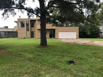 Houston Single Family Home For Sale: 8718 Cadawac Road