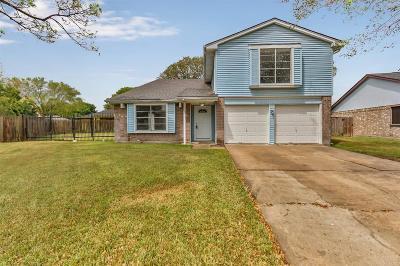 Missouri City Single Family Home For Sale: 606 Saberwood Drive
