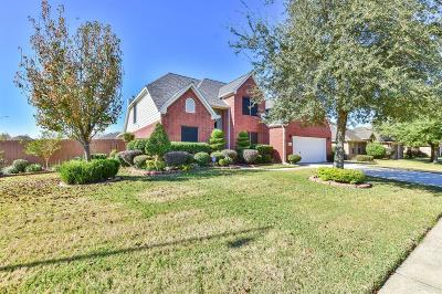 Baytown Single Family Home For Sale: 122 Mossey Oak Drive