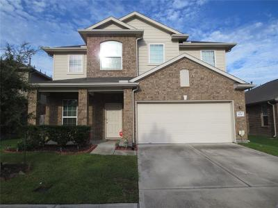 Pearland Single Family Home For Sale: 2722 Sunshade Court
