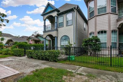 Houston Single Family Home For Sale: 843 W 21st Street #B