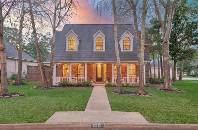 Spring Single Family Home For Sale: 6211 Stratmor Court