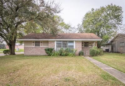 Pasadena Single Family Home For Sale: 1506 Glenmore Drive