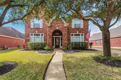 Katy Single Family Home For Sale: 23703 Tustin Ranch Court