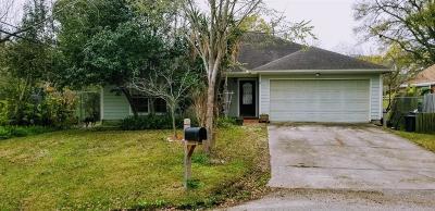 La Porte Single Family Home For Sale: 3914 Barracuda Lane