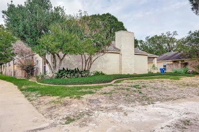 Houston Single Family Home For Sale: 4619 Turf Valley Drive
