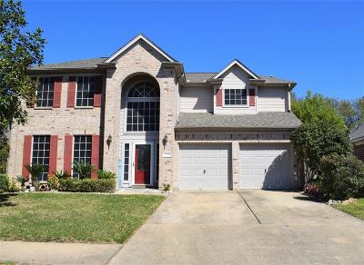 Katy Single Family Home For Sale: 3614 Slocom Drive