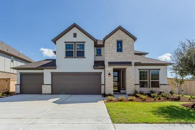Humble Single Family Home For Sale: 15838 Weston Ridge