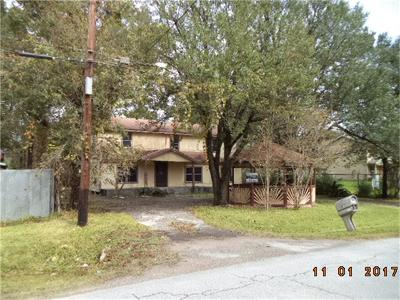 Houston Single Family Home For Sale: 7721 Furay Road