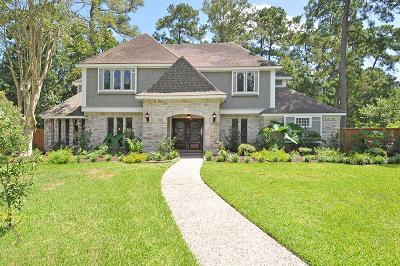 Spring Single Family Home For Sale: 24414 Creekview Drive