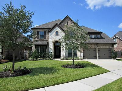 Cypress Single Family Home For Sale: 10027 Kirby Ranch Court
