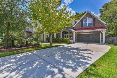 The Woodlands Single Family Home For Sale: 62 Marquise Oaks Place