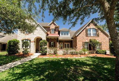 Katy Single Family Home For Sale: 1303 Lake Grayson Drive