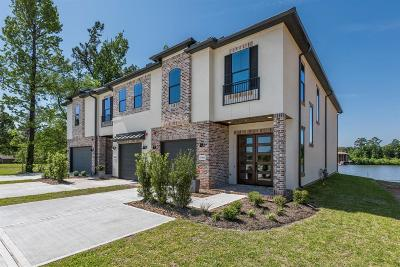 Conroe Condo/Townhouse For Sale: 14900 Diamondhead Road
