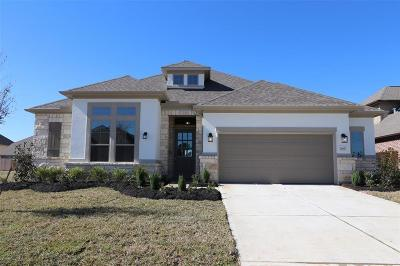 Tomball Single Family Home For Sale: 21603 Safrano