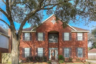 Houston Single Family Home For Sale: 6402 Brittany Park Lane
