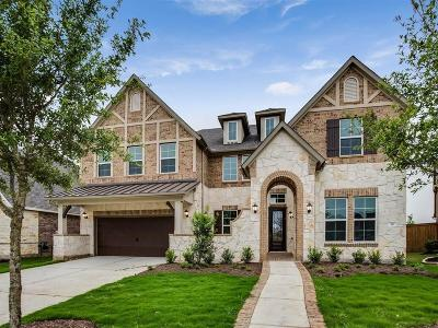 Sugar Land Single Family Home For Sale: 19 Honor Cove