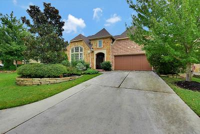The Woodlands Single Family Home For Sale: 15 Wood Manor