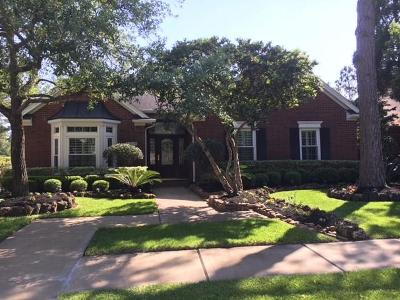 Katy Single Family Home For Sale: 23119 Crossbend Drive