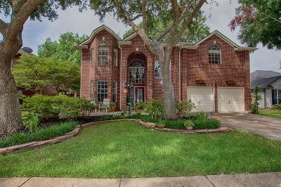 League City Single Family Home For Sale: 1247 Coleman Boylan Drive