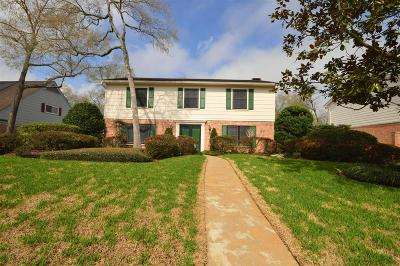 Seabrook Single Family Home For Sale: 4011 Manorfield Drive