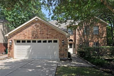 The Woodlands Single Family Home For Sale: 96 W Rainbow Ridge Circle