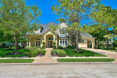 Katy Single Family Home For Sale: 22806 Parkwalk Lane