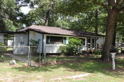 Single Family Home For Sale: 201 Hickory Creek Drive