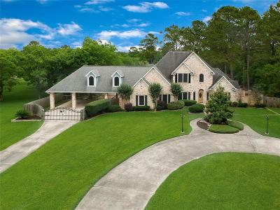 Dickinson Single Family Home For Sale: 302 Camp Allen Road