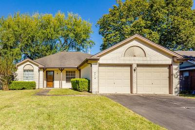 Pearland Single Family Home For Sale: 4319 Morris Court