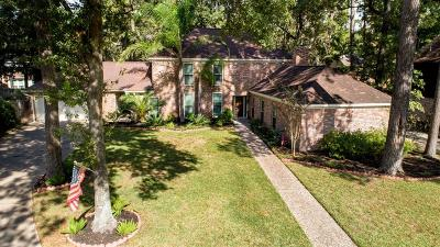 Houston Single Family Home For Sale: 5510 Kingswick Court
