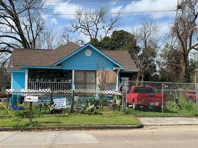 Houston Single Family Home For Sale: 5701 Elysian Street