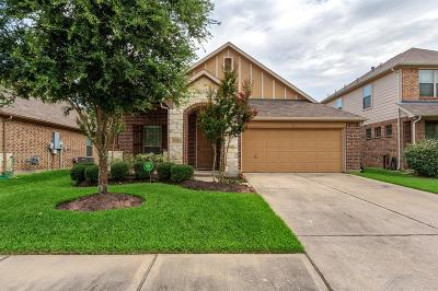 Kingwood Single Family Home For Sale: 21323 Bishops Mill Court