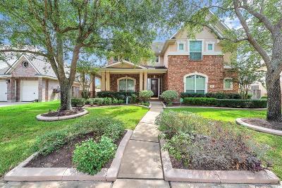 Katy Single Family Home For Sale: 1523 Baldridge Lane
