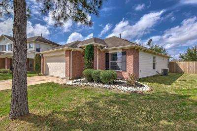 Cypress Single Family Home For Sale: 7719 Thicket Trace Court