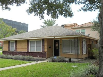 Bellaire Single Family Home For Sale: 501 Wilmington Drive