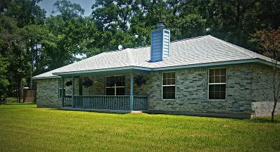 Willis Single Family Home For Sale: 15539 Arrowhead Loop W