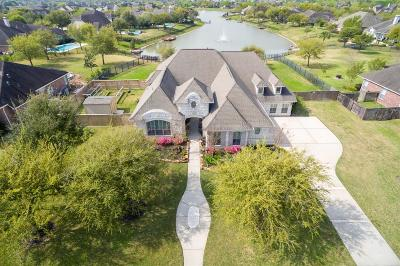 Katy Single Family Home For Sale: 1134 Lake Grayson Drive