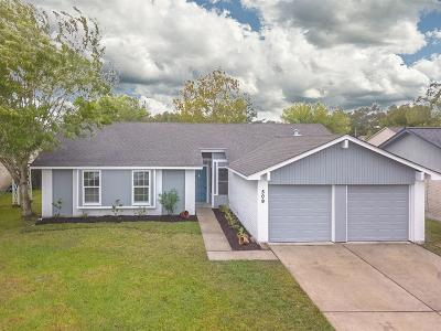 League City Single Family Home For Sale: 509 Dixie Drive